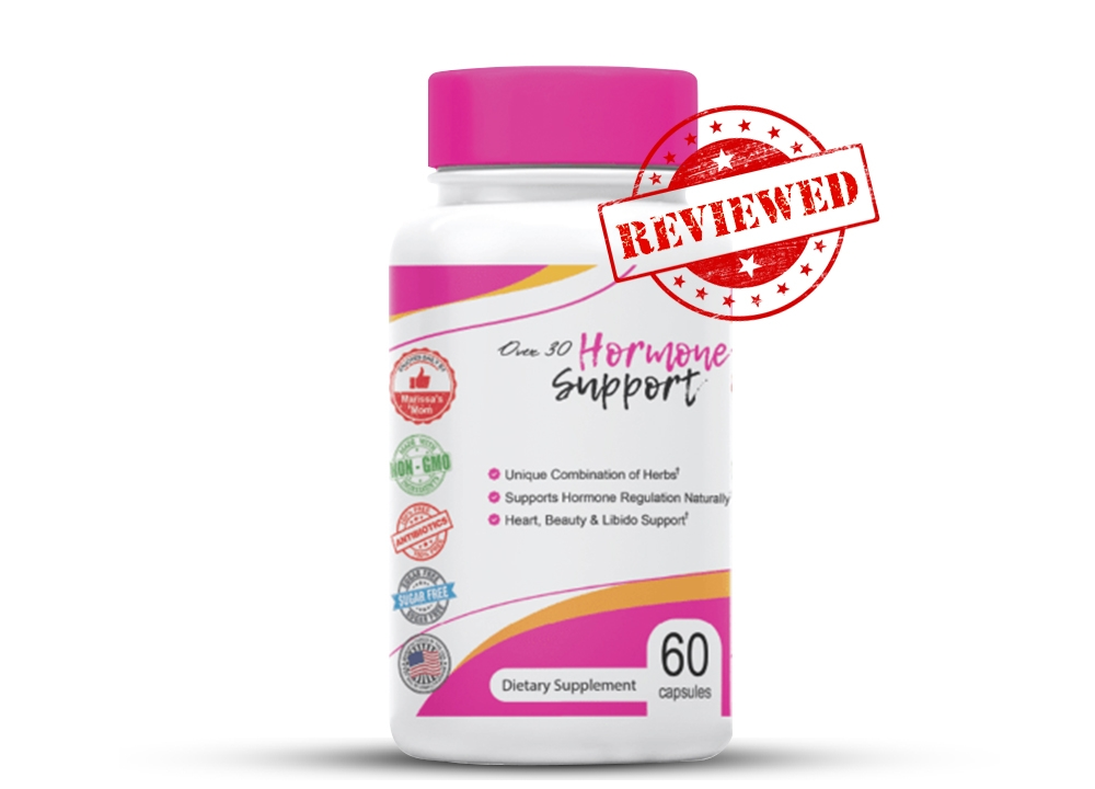 Over 30 Hormone Solution reviewed